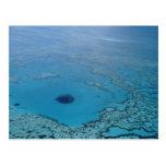 Australia, Queensland. Great Barrier Reef Postcard