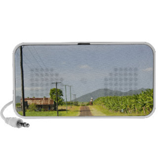 Australia, Queensland, North Coast, Babinda. Portable Speaker