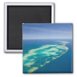 Australia, Queensland, North Coast, Cairns 2 2 Inch Square Magnet