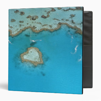Australia, Queensland, The Whitsunday Islands, 3 Ring Binder