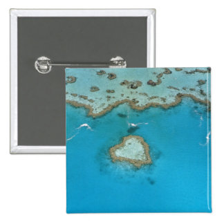 Australia, Queensland, The Whitsunday Islands, Pinback Button