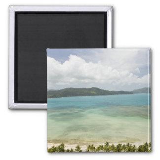Australia, Queensland, Whitsunday Coast, 3 Refrigerator Magnets