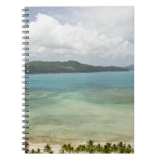 Australia, Queensland, Whitsunday Coast, 3 Spiral Notebook