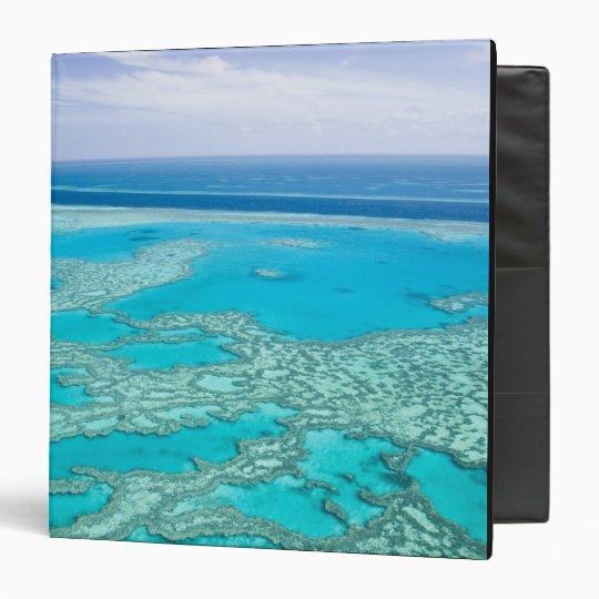 Australia, Queensland, Whitsunday Coast, Great 3 3 Ring Binder