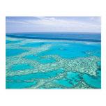 Australia, Queensland, Whitsunday Coast, Great 3 Postcard