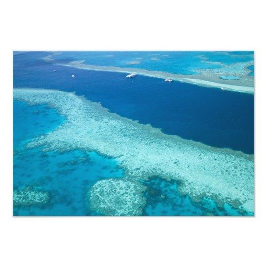 Australia, Queensland, Whitsunday Coast, Great 4 Photo Print