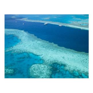 Australia, Queensland, Whitsunday Coast, Great 5 Postcard