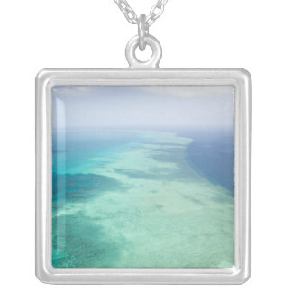 Australia, Queensland, Whitsunday Coast, Great Silver Plated Necklace