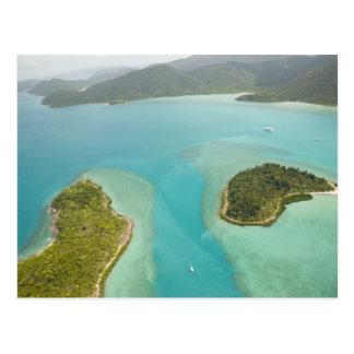 Australia, Queensland, Whitsunday Coast, Postcard