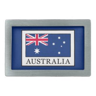 Australia Rectangular Belt Buckle