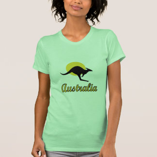 Australia Red earth Design Tshirts