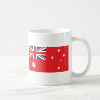 Australia Red Ensign Coffee Mug