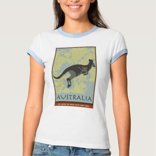 Australia Remeras