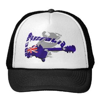 Australia rocks Trucker Cap Koala gear Hats