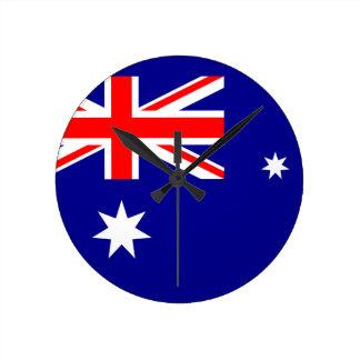 australia round clock