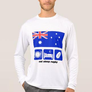 Australia rugby t shirt