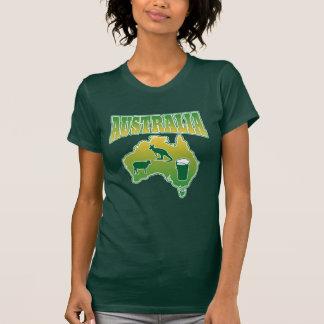 Australia - Sheep Beer and Kangaroos T-Shirt