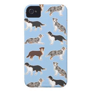 Australia Shepherd iPhone 4 Case