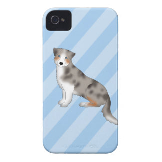 Australia Shepherd iPhone 4 Cover