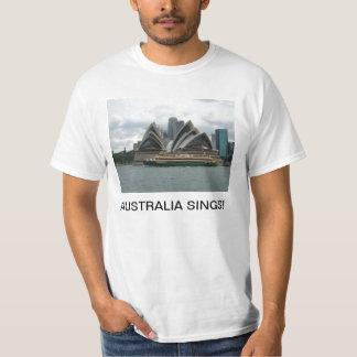 AUSTRALIA SINGS T-Shirt
