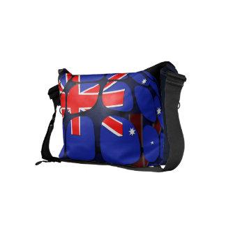 Australia Small Messenger Bag