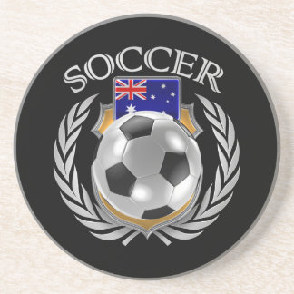 Australia Soccer 2016 Fan Gear Coaster