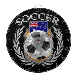 Australia Soccer 2016 Fan Gear Dart Board
