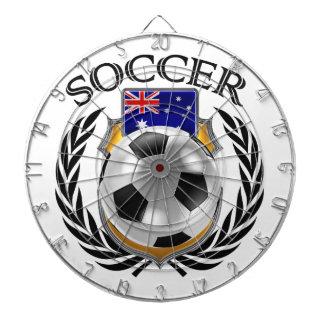 Australia Soccer 2016 Fan Gear Dartboards