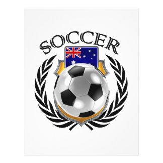 Australia Soccer 2016 Fan Gear Flyer