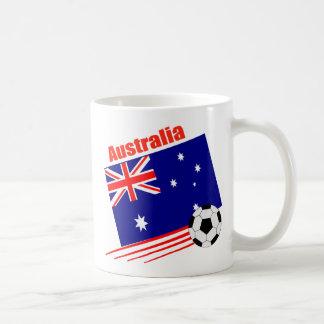 Australia Soccer Team Coffee Mug