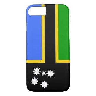 Australia South Sea Islander Flag iPhone 7 Case