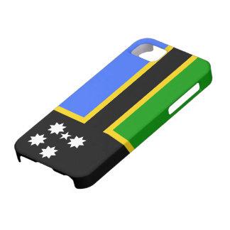 Australia South Sea Islander Flag iPhone SE/5/5s Case