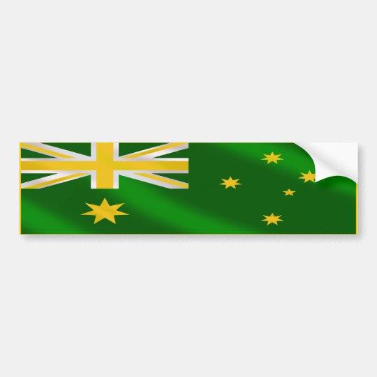 Australia Sports flag New Bumper Sticker