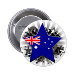 Australia Star Button