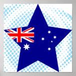Australia Star Posters