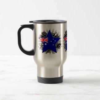 Australia Star Travel Mug