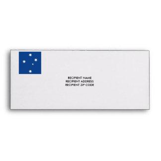 Australia (stars) envelope