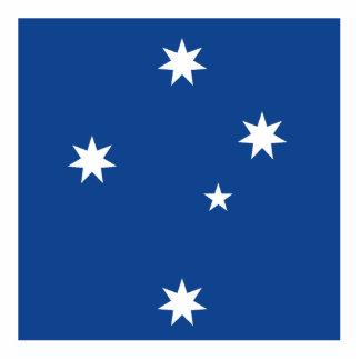 Australia (stars) cut outs