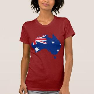 Australia stub, Australia Shirt