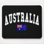 Australia Style Mouse Pad