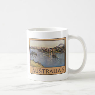 Australia Sydney Harbour Coffee Mug