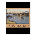 Australia Sydney Harbour Postcards