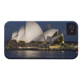 Australia, Sydney. Opera House at night on iPhone 4 Cover