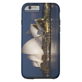 Australia, Sydney. Opera House at night on Tough iPhone 6 Case