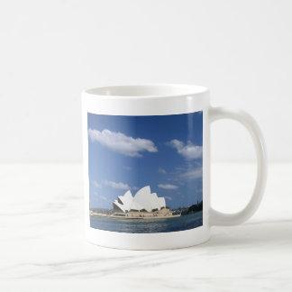 Australia  sydney opera house coffee mug