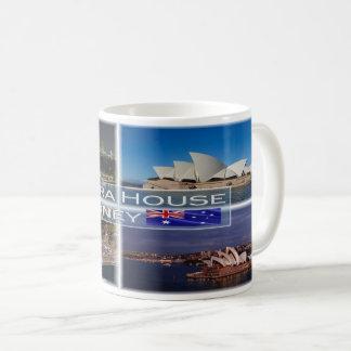 Australia - Sydney - Opera House - Coffee Mug