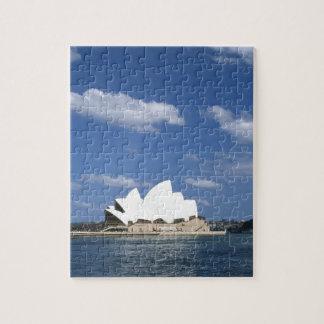 Australia  sydney opera house jigsaw puzzles