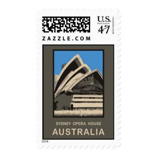 Australia Sydney Opera House Postage Stamp