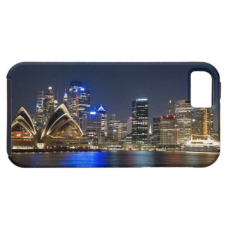 Australia, Sydney. Skyline with Opera House seen iPhone SE/5/5s Case