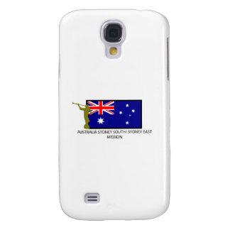 AUSTRALIA SYDNEY SOUTH/ SYDNEY EAST MISSION LDS SAMSUNG GALAXY S4 COVER